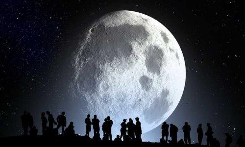 l'uomo tornerà sulla luna